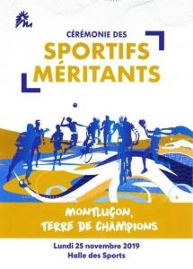 Sportifs Méritants 2019